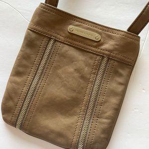 Micheal Kors Leather Crossbody bag